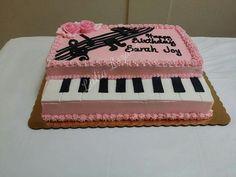 Piano Cake  ♡♡♡