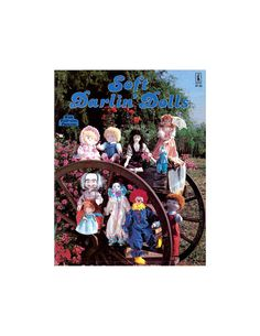 Items similar to Soft Sculptured Darlin Dolls Full Size Patterns Rag Dolls 18 Different Styles Basic Patterns Baby Fashion Character Country Clown 1983 on Etsy Baby Patterns, Sewing Patterns, Book Crafts, Craft Books, Vintage Crafts, Soft Dolls, Soft Sculpture, Different Styles, Fashion Dolls