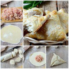 Фото к рецепту: Самса