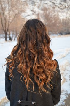 My ombre!