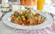 chtitha lsane, tajine de langue d'agneau Bonjour tout le monde,  Parmi les recettes à base d'ag...