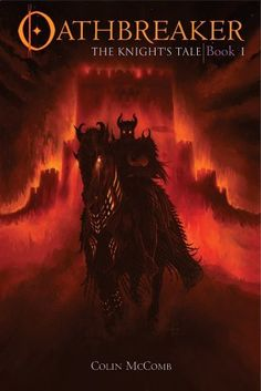 Oathbreaker, Book 1: The Knight's Tale by Colin McComb, http://www.amazon.com/dp/B006IVFWWQ/ref=cm_sw_r_pi_dp_GhmIub1WNQ6AP