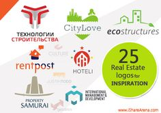 25 Real Estate Logo Designs Every Designer should see for inspiration