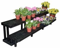 """2 Shelf Wall Display - SM962402W2 - 96"""" Long . $189.70. Take advantage of wall or perimeter space with these flexible two shelf display units. Easy to setup and take down. Made of strong, durable, high-impact, recycled plastic. Click on picture for sizes and additional specifications."""