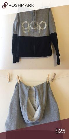 Gap Zip Up Sweatshirt - Athletic Sweatshirt ⭐️❗️BUNDLE for special price ❗️⭐️ GAP Sweaters