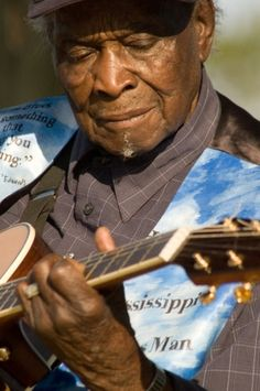 Another blues singer gone home.  The amazing Honeyboy