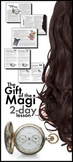 """Use O. Henry's classic short story, """"The Gift of the Magi,"""" to help your students think deeply and write creatively."""