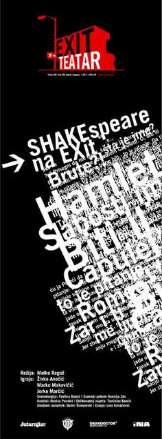 Teatar Exit - Shakespeare na Exit