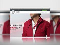 E' online il sito di Arago Italy | Abbigliamento made in Italy realizzato da Tuttositiweb. Visitalo su: http://www.arago-italy.it