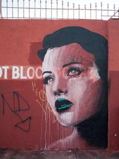 rone. street art