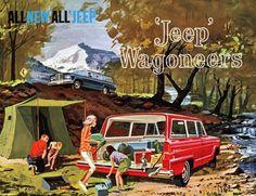 aaaahhhhh... Jeep Wagoneer
