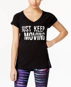 19.99$  Watch now - http://vigjc.justgood.pw/vig/item.php?t=6cgfut5868 - Keep Moving Graphic T-Shirt, Only at Macy's 19.99$