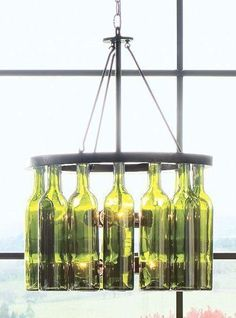 I wouldn't mind having this as a chandelier in my home,