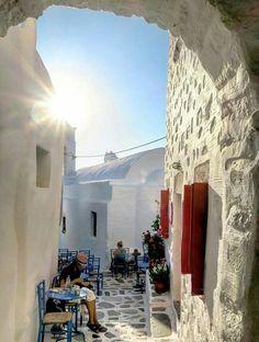 The light of Greece / Amorgos island #cruceroislasgriegas