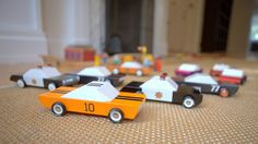MO-TO: MODERN VINTAGE TOY CARS BY VLAD DRAGUSIN