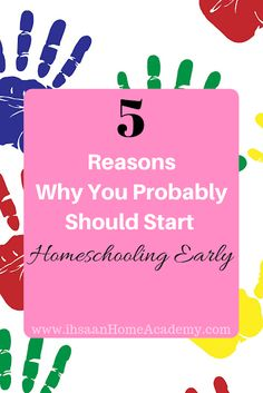 5 Reasons Why You Probably Should Start Homeschooling Early ~ Ihsaan Home Academy Free Preschool, Preschool Printables, Educational Activities, Book Activities, Routine Quotes, What Is Parenting, How To Start Homeschooling, Homeschooling Resources, Ramadan Crafts