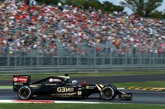Jolyon Palmer (GBR) Lotus F1 E23