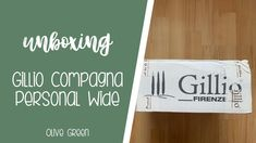 Unboxing a Gillio Firenze Compagna Personal Wide Videos, Youtube, Youtubers, Youtube Movies