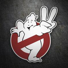 Pegatinas: Ghostbuster #friki #TeleAdhesivo