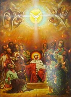 pentecost fifty days after easter