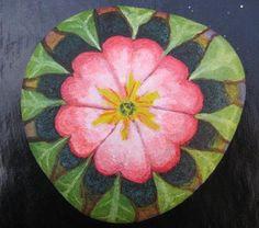 Teresa's Rock Art: Butterfly