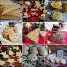 Biscotti di Natale da regalare biscotti semplici arancia cioccolato da latte cannella ricetta biscotti natalizi