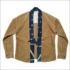 Visvim : LHAMO Shirt Corduroy | Sumally