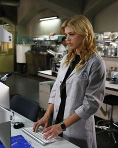 'Adrianne Palicki' on 'Marvel's: Agents Of S.H.I.E.L.D.'