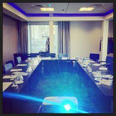 Mijn uitzicht zo nu en dan… ;-) #ORtraining #ondernemingsraad #training