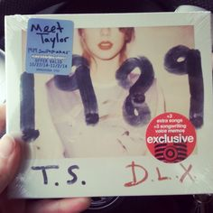 '1989' DLX (red lettering for Target-exclusive Edition)