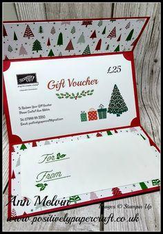 Positively papercraft: My Gift Vouchers