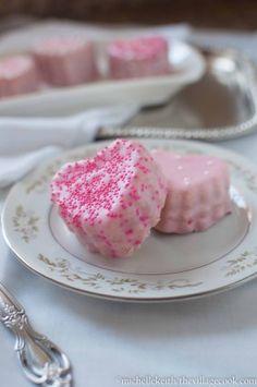 Valentine Tea Cakes - Better than Little Debbie Cakes!