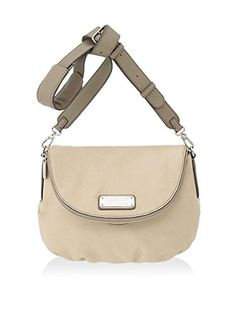 Marc by Marc Jacobs New Q Natasha Crossbody Bag,Light Sand Multi -- To view further for this item, visit the image link.