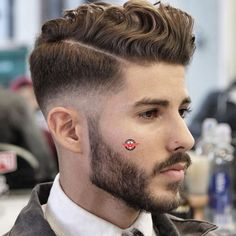 How To Style A Comb Over Haircut