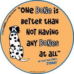 one bone better