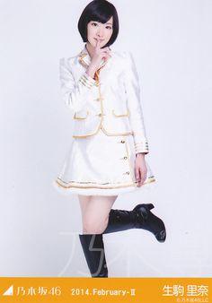 WEBSHOP限定生写真 2014.February-Ⅱ 武道館ステージ衣装 ヒキ