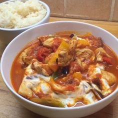 Try my curry in a hurry #Leanin15