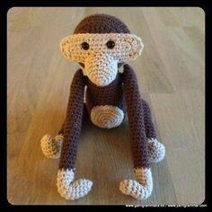 Crochet Animals, Crochet Toys, Knit Crochet, Learn To Crochet, Crochet For Kids, Yarn Projects, Crochet Projects, Crochet Designs, Crochet Patterns