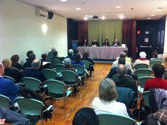 Presentación de la Logia y la ley del deseo en el Ateneo de Madrid. 2012