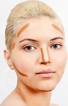 Passo a passo para uma maquiagem corretiva - Portal da Maquiagem