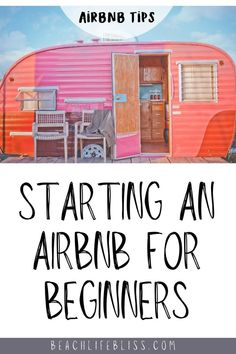 AirBnb Hosting Tips - Everything you need to know is HERE!