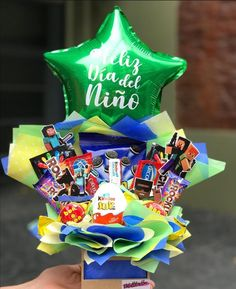Balloon Bouquet, Balloons, Album, Chocolate, Sweet, Gifts, Candy Arrangements, Gifts For Children, Creative Gifts