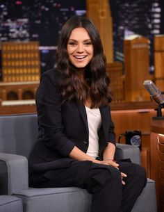 """The new-ish mom shut down shamers after talking about the less-than-pleasant looks she and her husband Ashton Kutcher would receive while breastfeeding her daughter Wyatt in public. 