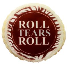Add a little fun to your Texas A vs Alabama tailgate with the Fashionably Sweet Treats™ 'Roll Tears Roll' cookie! #gigem #12thman #tailgateparty #football