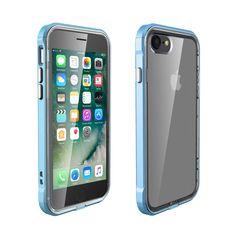 """MPC Aluminum Metallic Hybrid Bumper iPhone 8/7 (4.7"""") Case"""