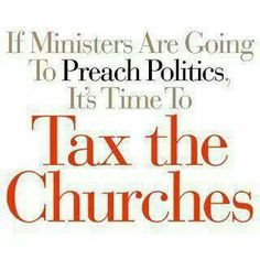 The seperation of church and state is there for a reason.
