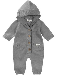 Fleece Buttoned Snowsuit Zhoe & Tobiah Baby- A large selection of Fashion on Smallable, the Family Concept Store - More than 600 brands. Boys Fall Fashion, Baby Boy Fashion, Toddler Outfits, Baby Boy Outfits, Baby Barn, Babyshower, Snow Suit, Future Baby, Kids Wear