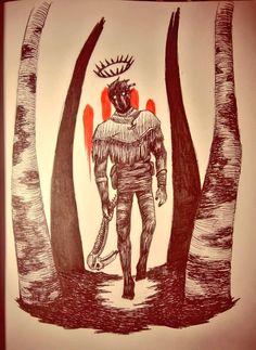 Dead by Daylight Fanart: Wraith by Calipheer on DeviantArt