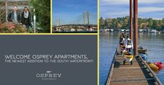 Welcome to Osprey Apartments, a brand new apartment community in Portland's most exciting neighborhood, the South WaterFront! If you've been searching for Portland Apartments, your search ends here!  Nestled in a convenient location and impeccably designed to create an urban oasis, Osprey provides a perfectly well-rounded Portland lifestyle for our residents. Visit Us:- https://ospreyapartments.com/apartment-rentals-downtown-portland-or/