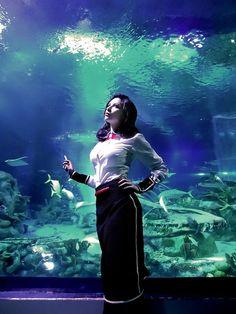 Gorgeous BioShock Infinite Elizabeth Cosplay
